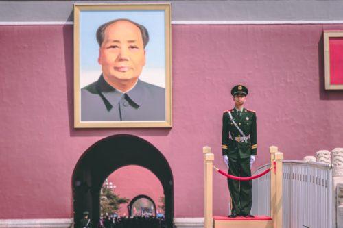fantastyka ipolityka - Mao