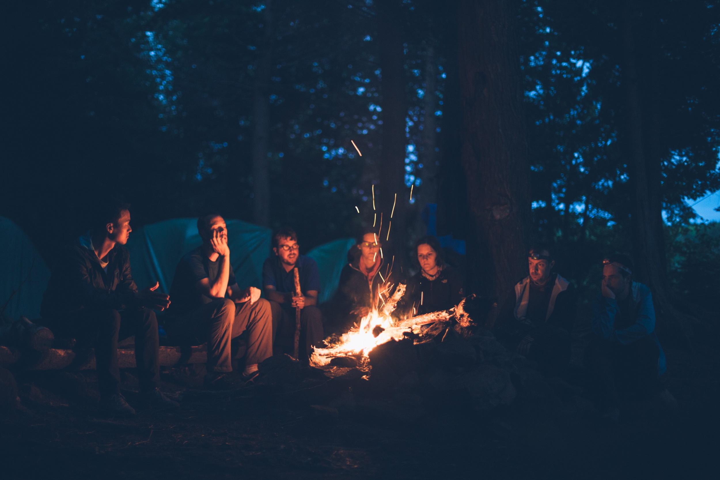 narracja - ognisko